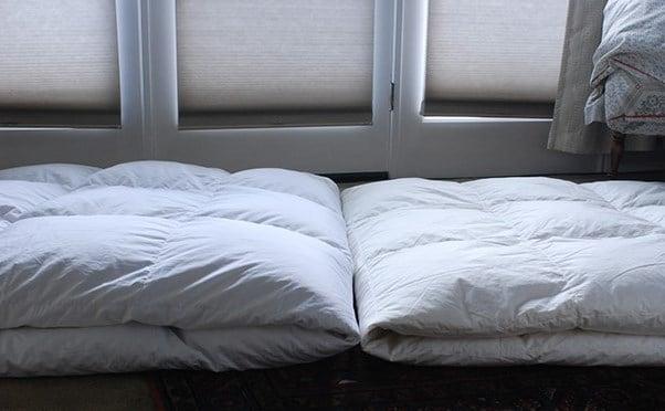 Down Comforter Fluffy