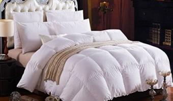 Egyptian Bedding 1000TC Hungarian GOOSE DOWN Comforter Review