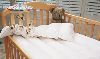 The 5 Best Down Comforters for Baby Cribs