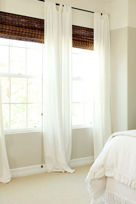 What Is The Best Length For Your Bedroom Curtain? - Best Down ...