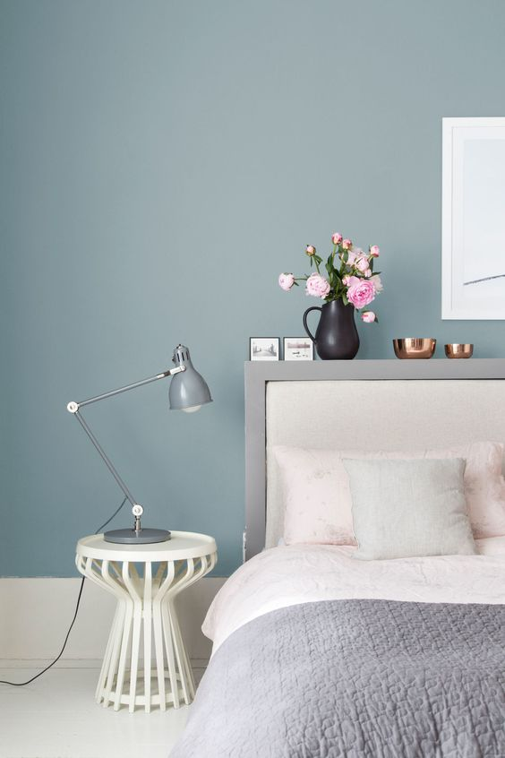 Color To Paint My Bedroom Blue Awesome Design