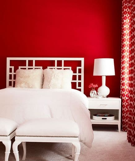 Color To Paint My Bedroom Red