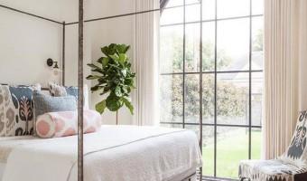 standard sized bedroom