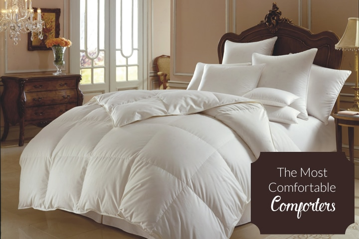 The Most Comfortable Comforters