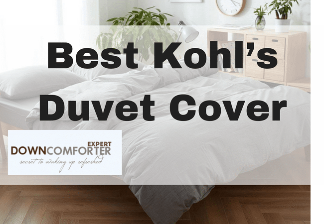 Best Kohl S Duvet Cover