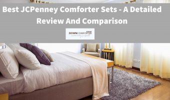 Best JCPenney Comforter Sets